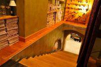 Конструкции и каркасы, деревянных лестниц, фото