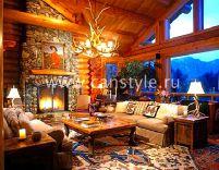 Классические деревянные дома