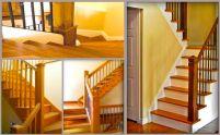 Почему необходимо отдать предпочтение изготовлению деревянных лестниц