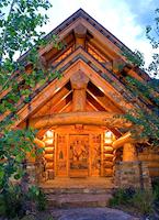 Классические деревянные дома из бревна